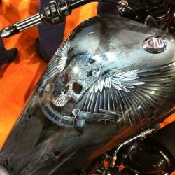 Harley Davidson test add